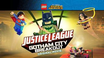 Se LEGO: Justice League: Gotham City Breakout på Netflix