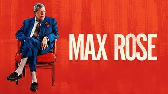Se Max Rose på Netflix