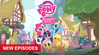 Se My Little Pony: Friendship Is Magic på Netflix