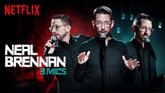Se Neal Brennan: 3 Mics på Netflix