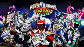 Se Power Rangers Dino Super Charge på Netflix
