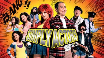 Se Simply Actors på Netflix