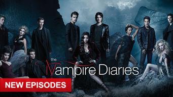 Se The Vampire Diaries på Netflix