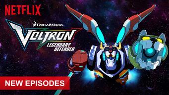 Se Voltron: Legendary Defender på Netflix