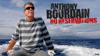Se Anthony Bourdain: No Reservations på Netflix