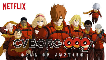 Se Cyborg 009: Call of Justice på Netflix