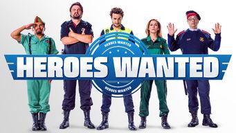 Se Heroes Wanted på Netflix