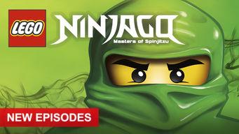 Se LEGO Ninjago: Masters of Spinjitzu på Netflix