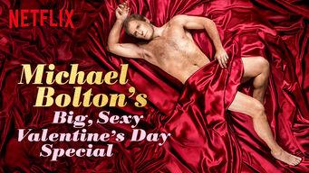 Se Michael Bolton's Big, Sexy Valentine's Day Special på Netflix