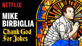 Se Mike Birbiglia: Thank God for Jokes på Netflix