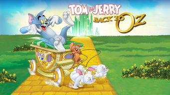 Se Tom and Jerry Back to Oz på Netflix