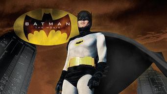 Se Batman: The Movie på Netflix