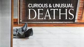 Se Curious and Unusual Deaths på Netflix