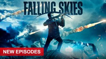 Se Falling Skies på Netflix