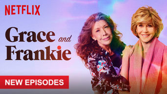 Grace and Frankie film serier netflix