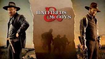 Se Hatfields & McCoys på Netflix