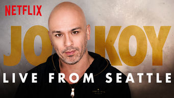 Se Jo Koy: Live from Seattle på Netflix