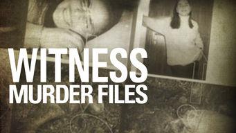 Se Murder Files på Netflix
