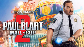 Se Paul Blart: Mall Cop 2 på Netflix