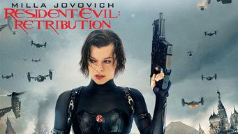 Se Resident Evil: Retribution på Netflix