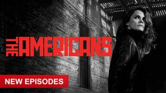 Se The Americans på Netflix