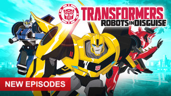 Se Transformers: Robots in Disguise på Netflix
