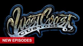 Se West Coast Customs på Netflix