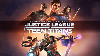 Se Justice League vs Teen Titans på Netflix