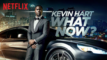 Se Kevin Hart: What Now? på Netflix