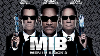 Se Men in Black 3 på Netflix