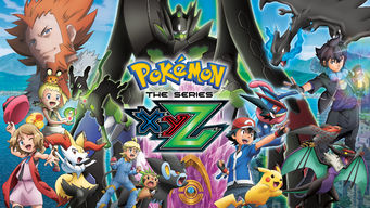 Se Pokémon the Series: XYZ på Netflix