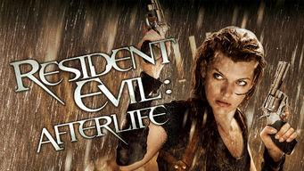 Se Resident Evil: Afterlife på Netflix