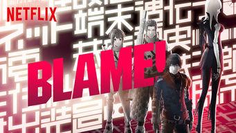 Se Blame! på Netflix