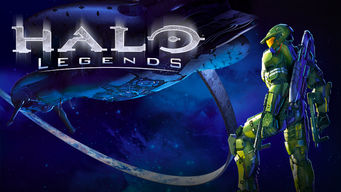 Se HALO Legends på Netflix
