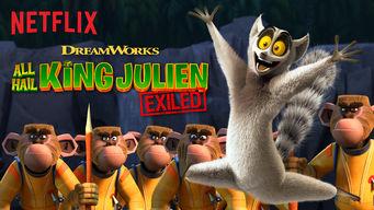 Se All Hail King Julien: Exiled på Netflix