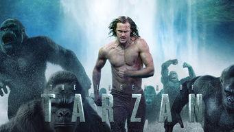 Se The Legend of Tarzan på Netflix