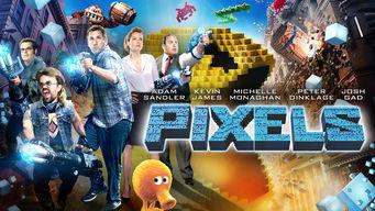Se Pixels på Netflix