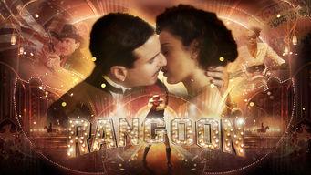 Se Rangoon på Netflix