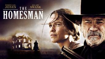 Se The Homesman på Netflix