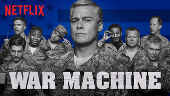 Se War Machine på Netflix