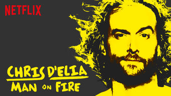 Se Chris D'Elia: Man on Fire på Netflix