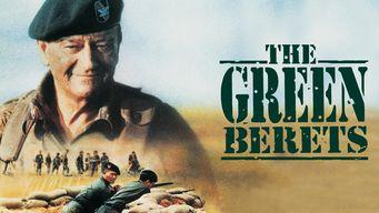 Se The Green Berets på Netflix
