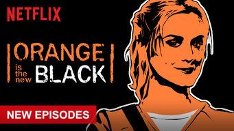 Se Orange Is the New Black på Netflix