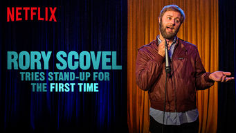 Se Rory Scovel Tries Stand-Up for the First Time på Netflix