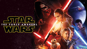 Se Star Wars: The Force Awakens på Netflix