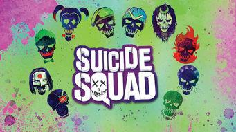 Se Suicide Squad på Netflix