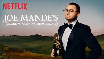 Se Joe Mande's Award-Winning Comedy Special på Netflix