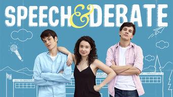 Se Speech and Debate på Netflix