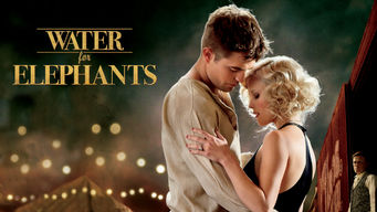 Se Water for Elephants på Netflix