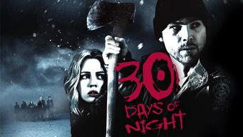 Se 30 Days of Night på Netflix